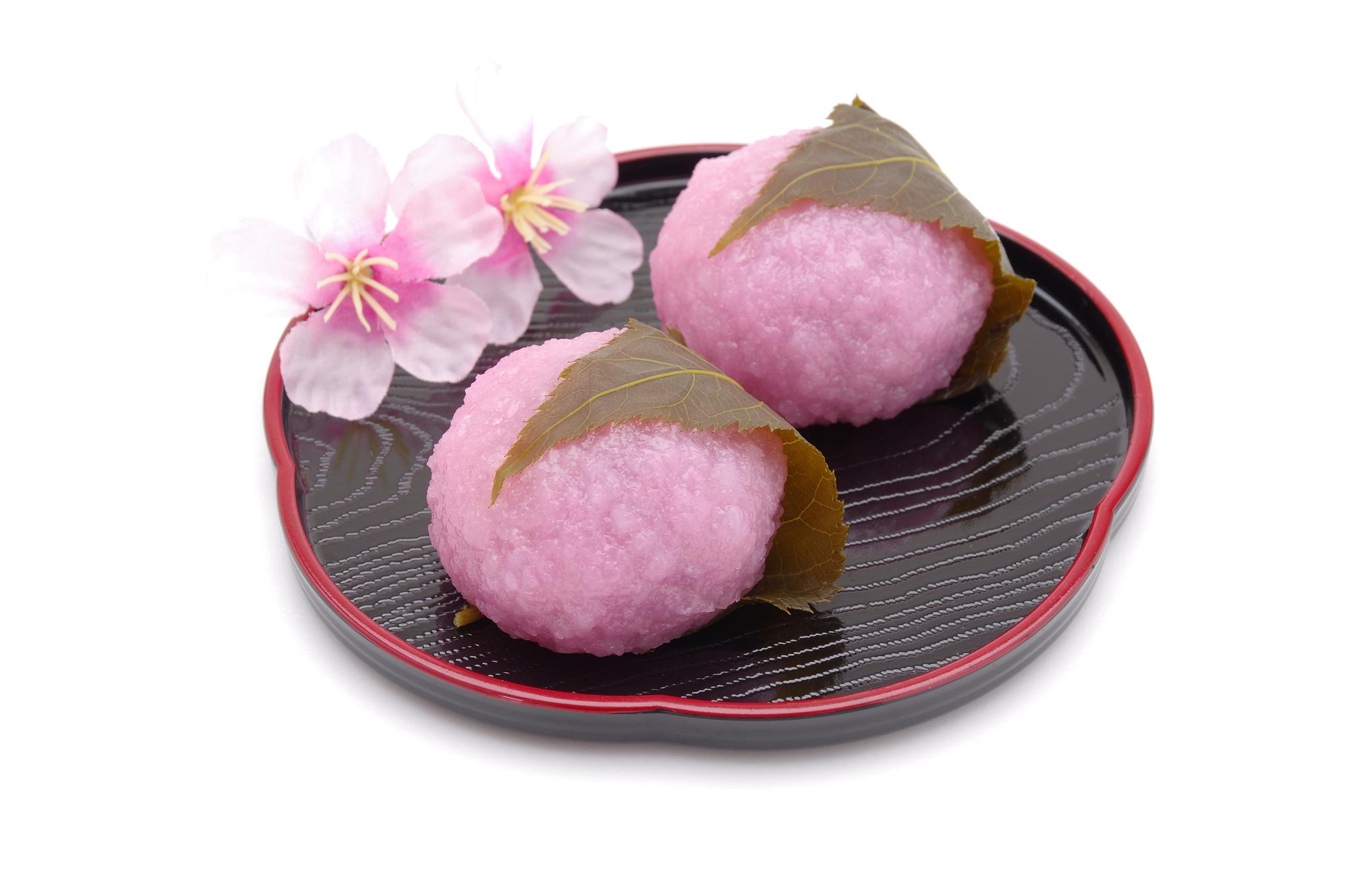 桜餅 関西風 関東風