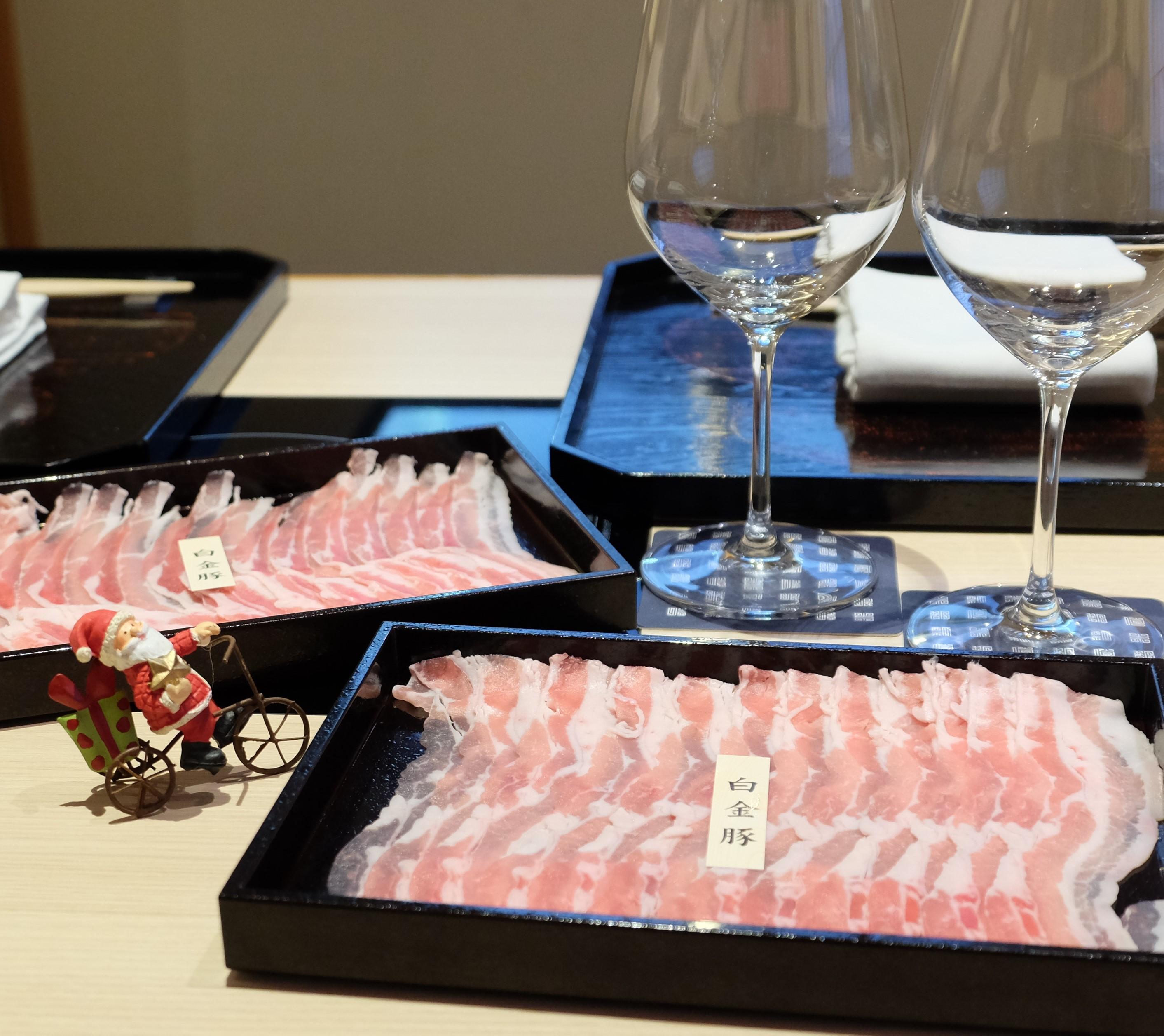クリスマス,クリスマスディナー,瓢喜,出汁しゃぶ,ステーキ,東京