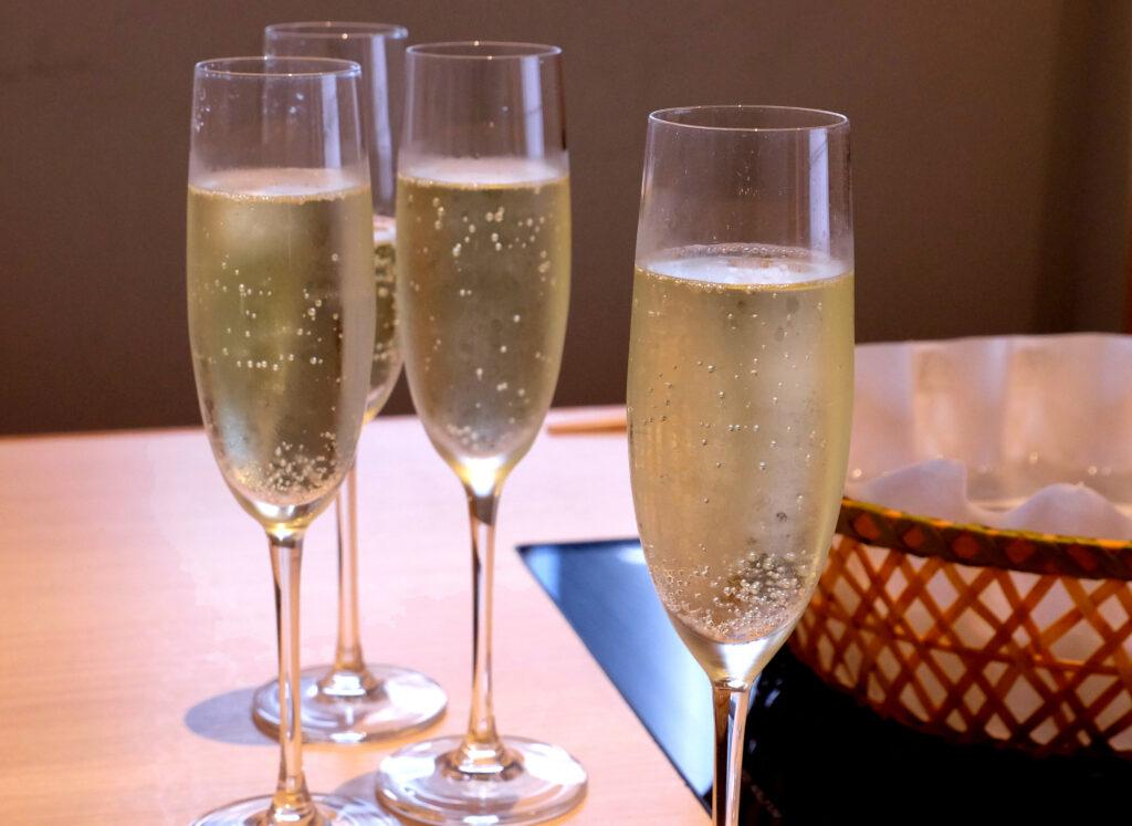 瓢喜,スパークリングワイン,泡,飲み放題,東京