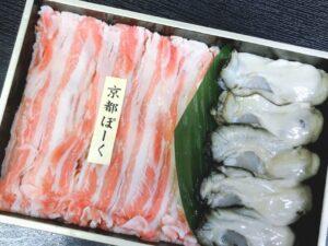 瓢喜,出汁しゃぶ,冬限定,牡蠣,しゃぶしゃぶ