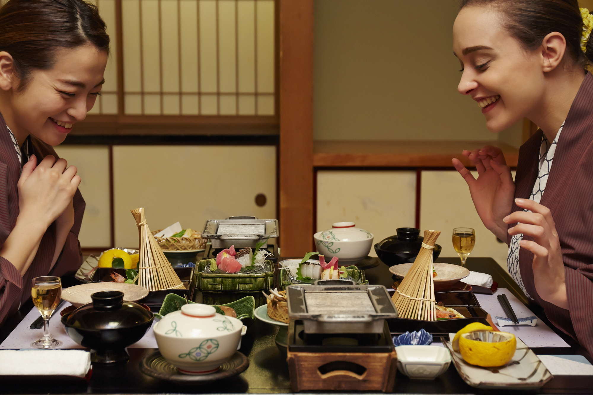 外国人観光客が和食を好む理由