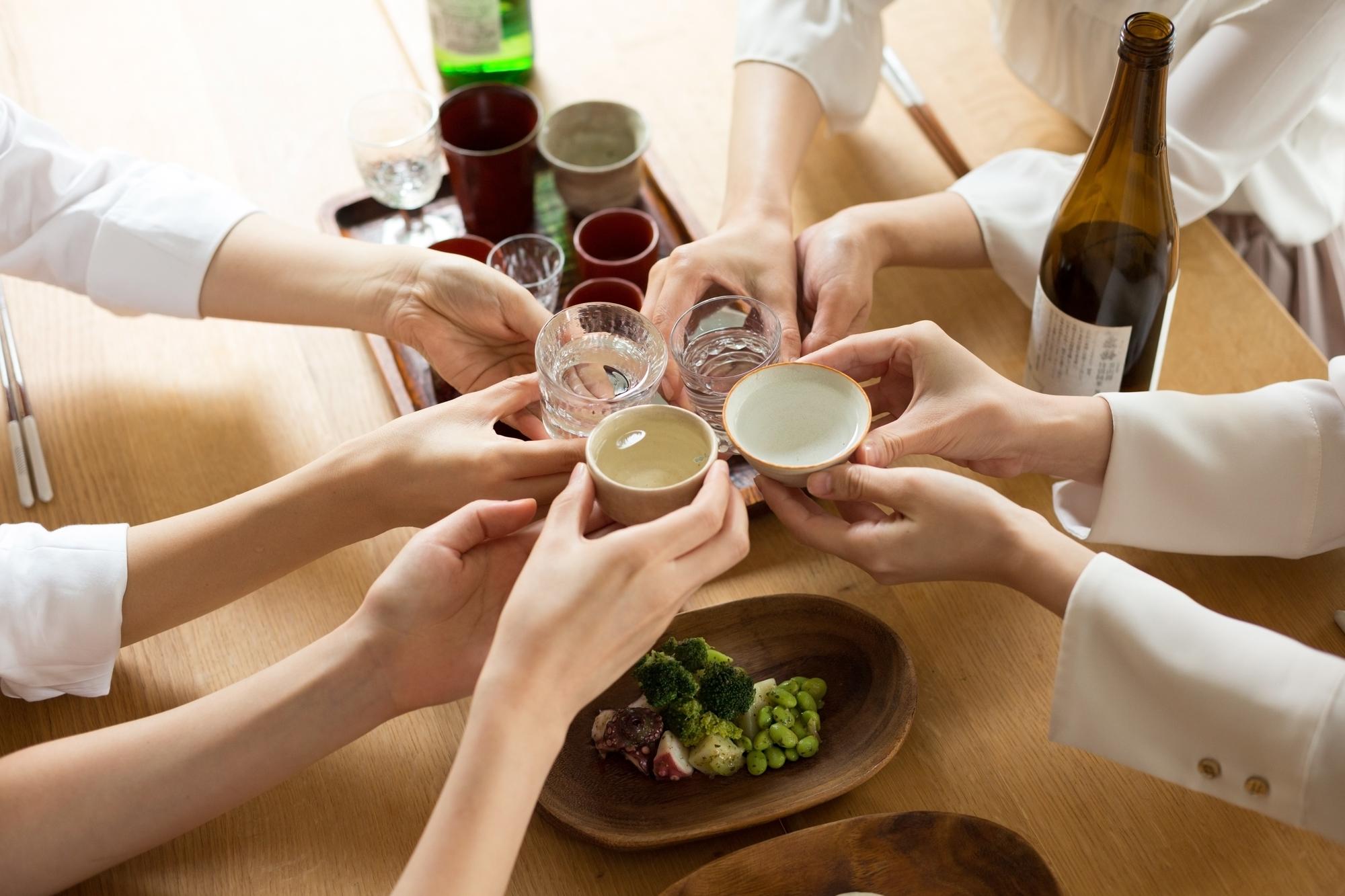 日本酒の消費量について
