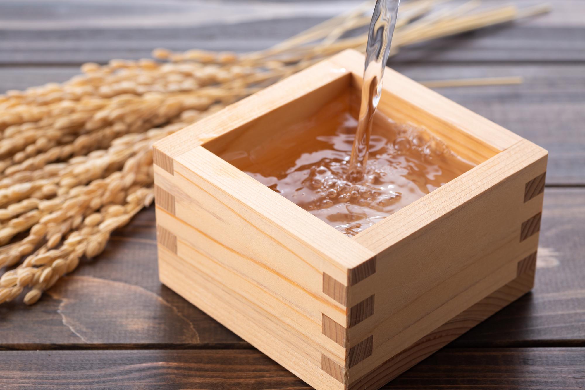 日本酒の輸出量推移について