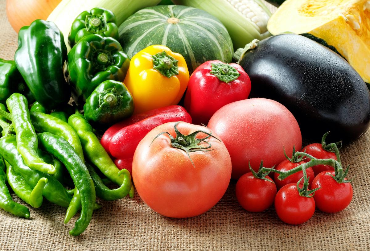 野菜の持つ力