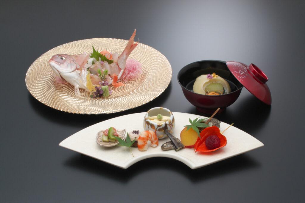 香水亭,お祝い,会席,懐石,日本料理,個室,東京