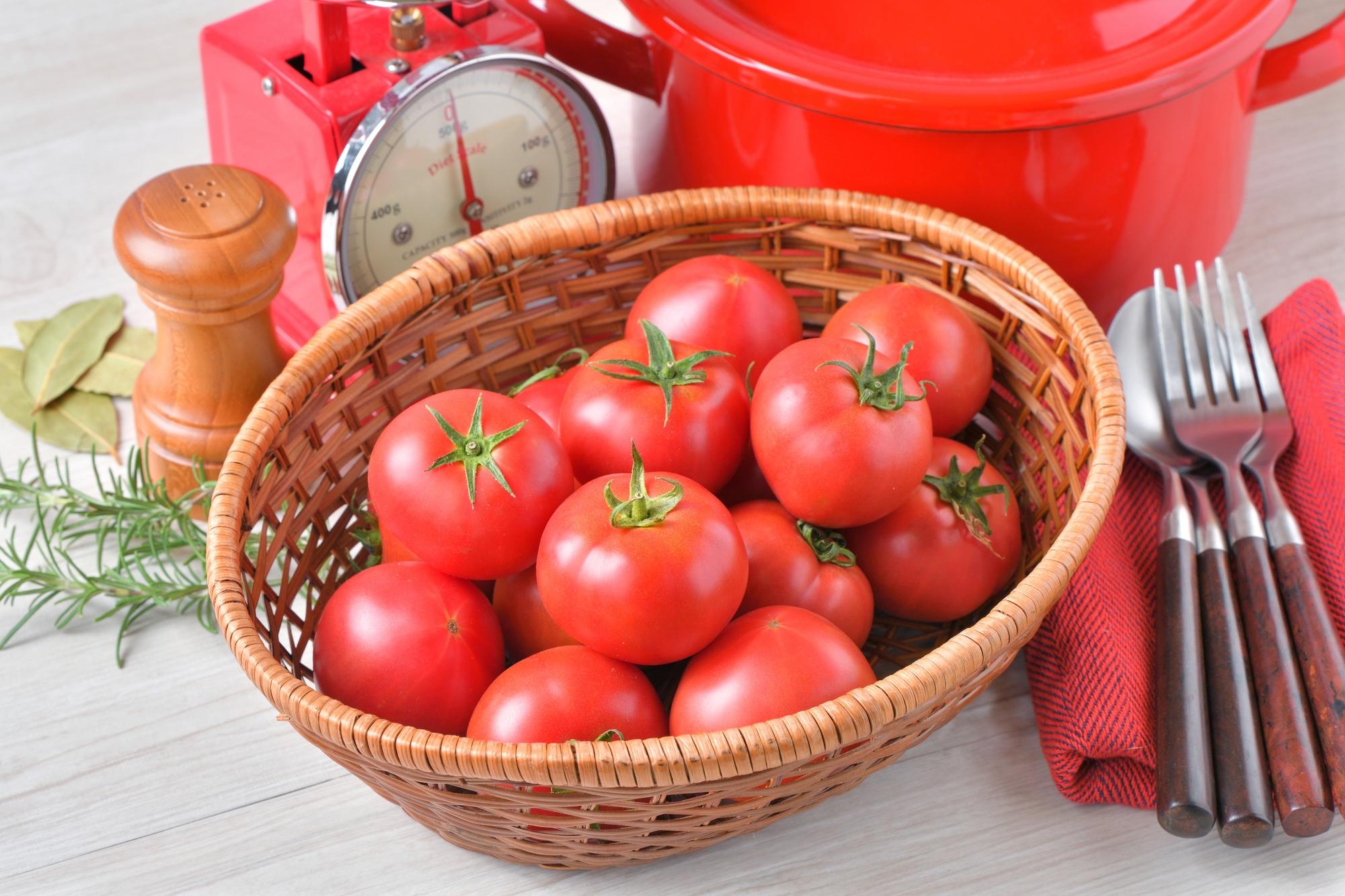 フルーツトマトの栄養価
