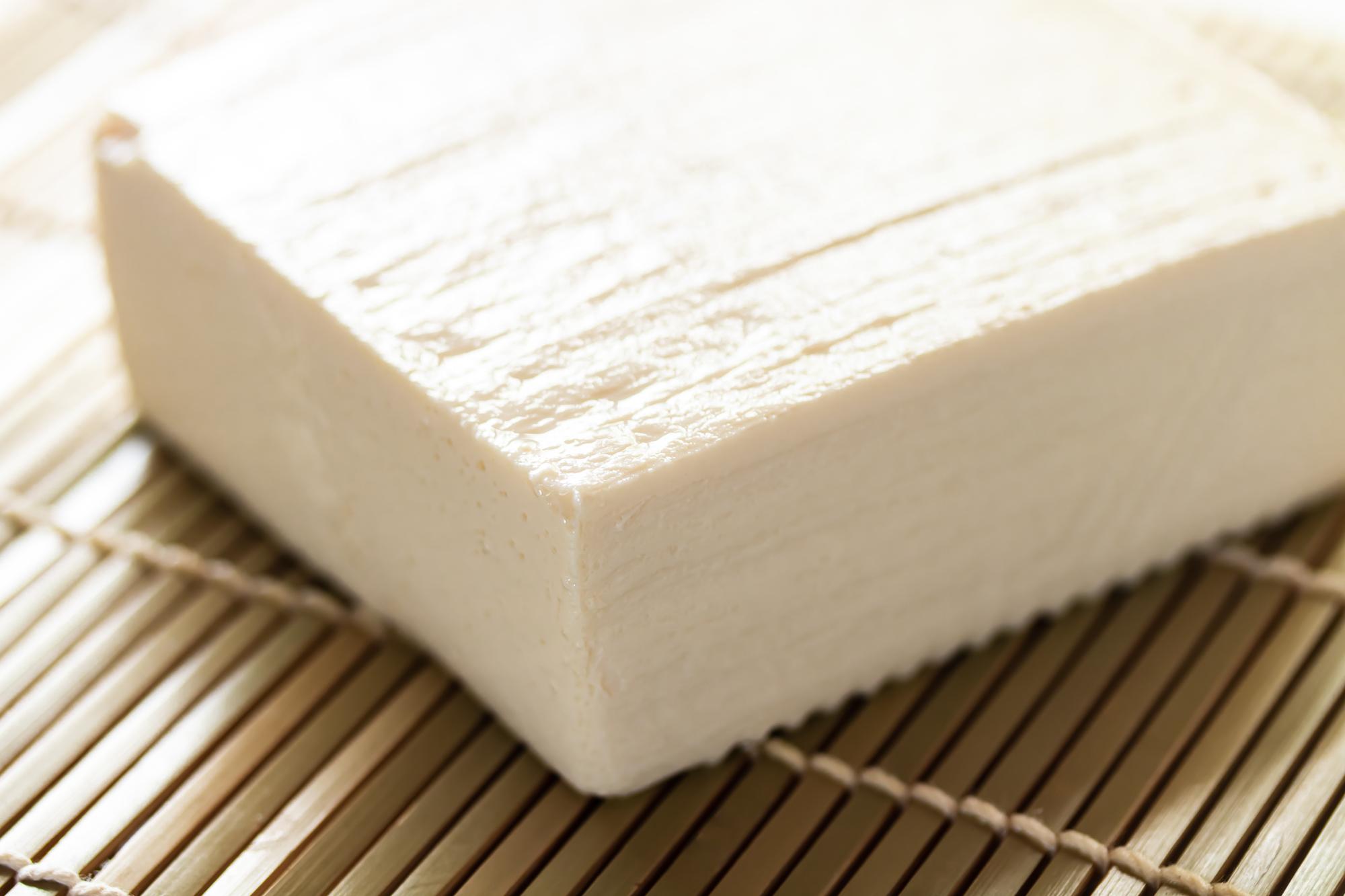 充填豆腐の栄養
