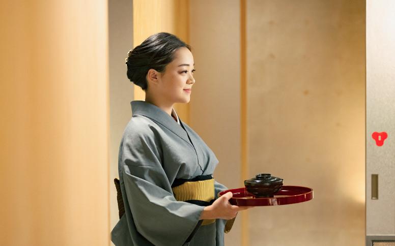 瓢喜,おもてなし,日本料理,仲居