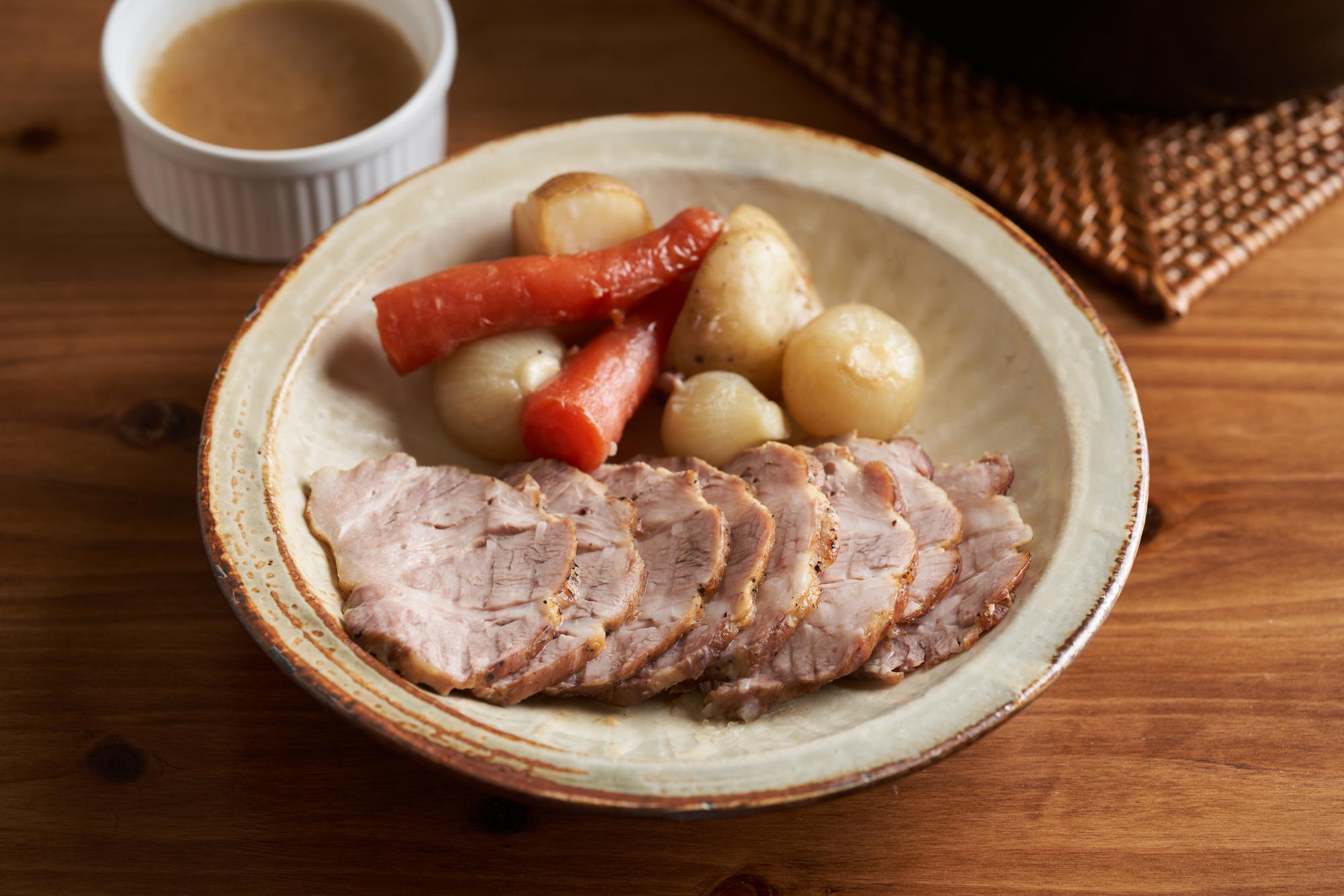 豚肉の糖質とカロリー